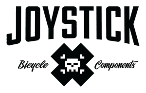 joystick bicycle components logo