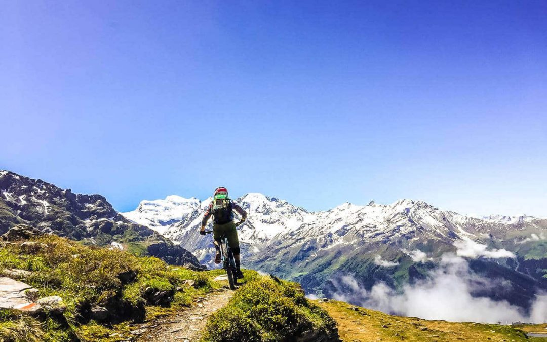 2 days mountainbiking in Verbier