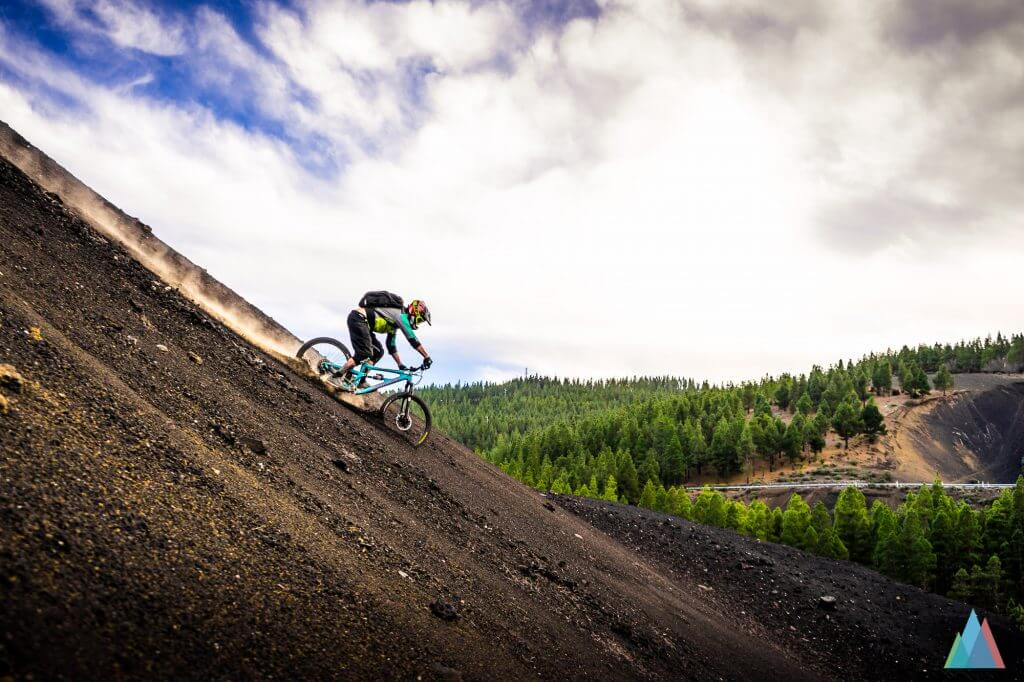 Where the trail ends in Gran Canaria - Mountainbiking at its finest