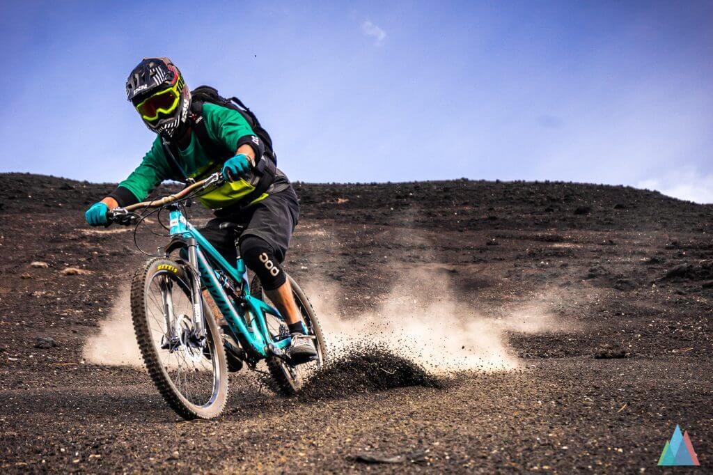 Freeride MTB Mountainbike Gran Canaria