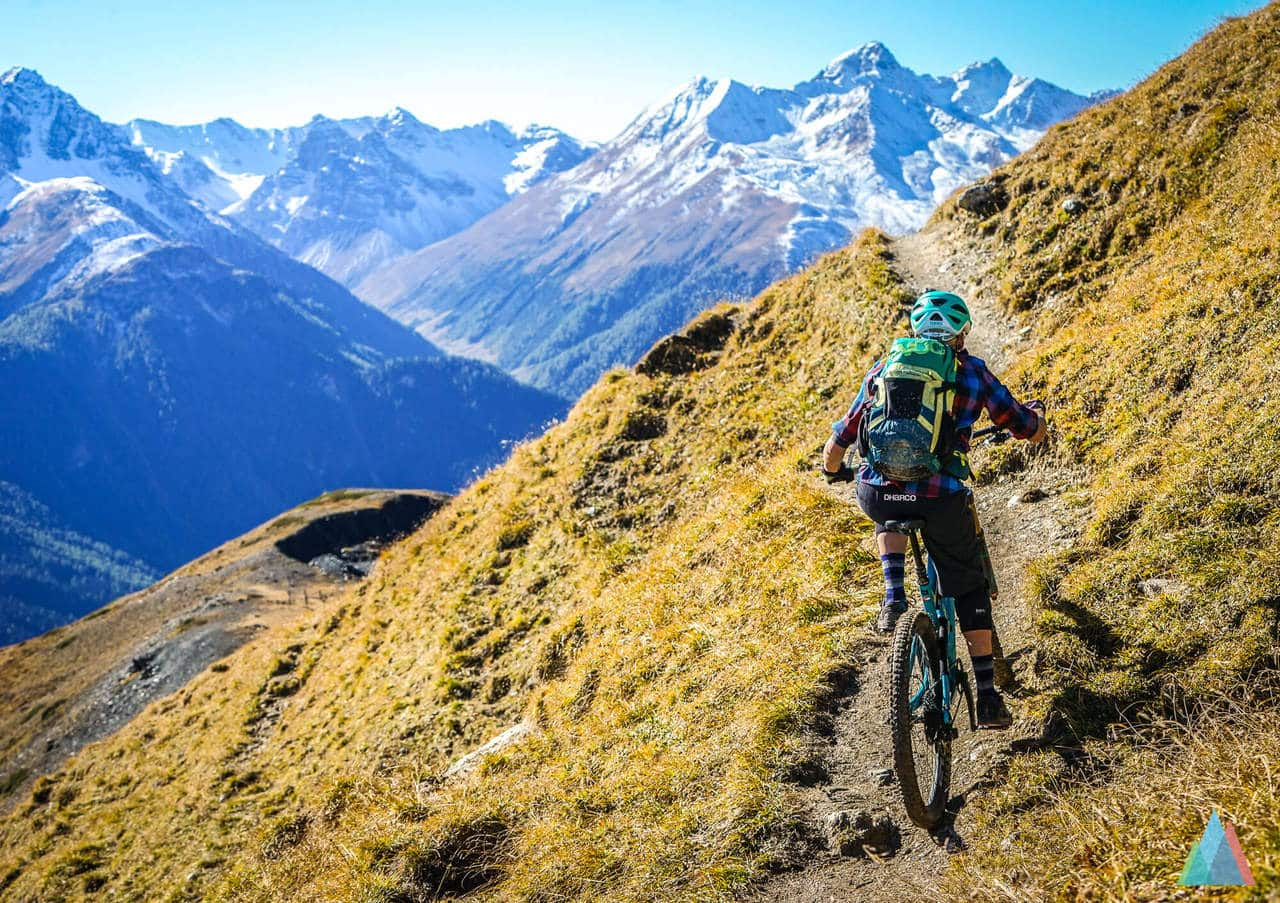 Mountainbiking in Scuol – an underrated MTB destination?