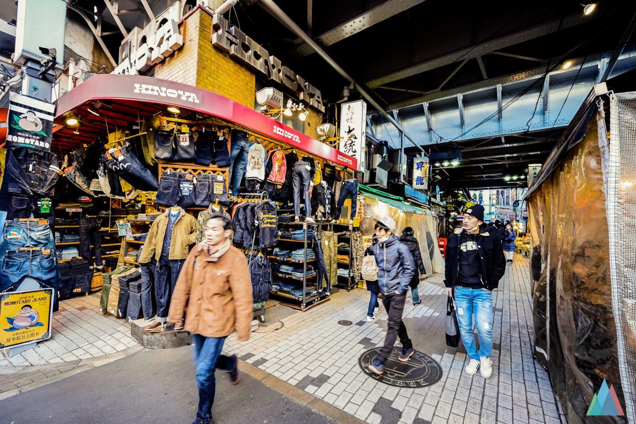 tokyo-nacht-citytrip-ueno-market
