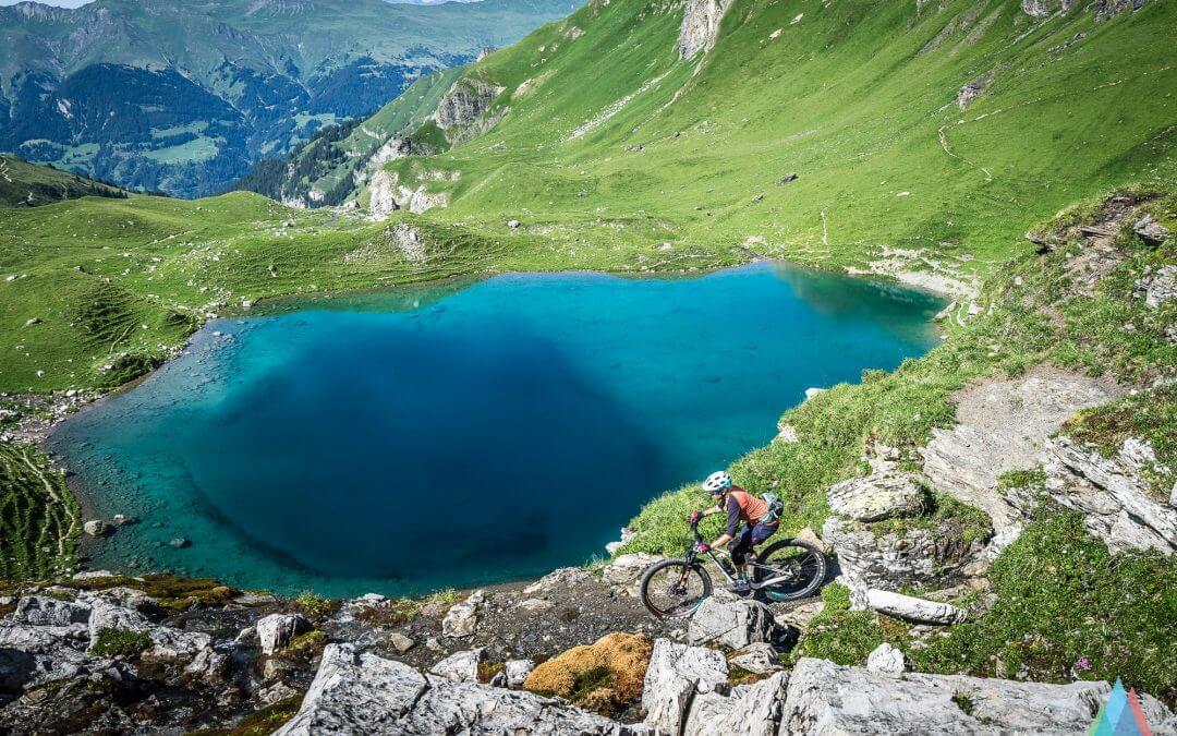 125km und 14000 Tiefenmeter, die neue Bahnentour Arosa Lenzerheide hat es in sich!