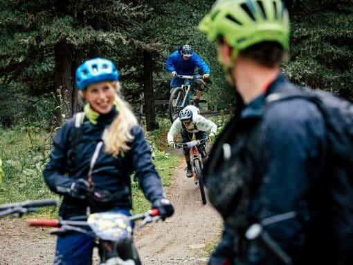 Trail Games St. Moritz