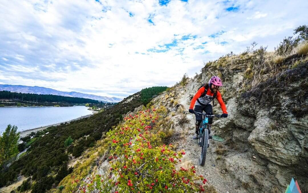 Mountainbiken in Wanaka