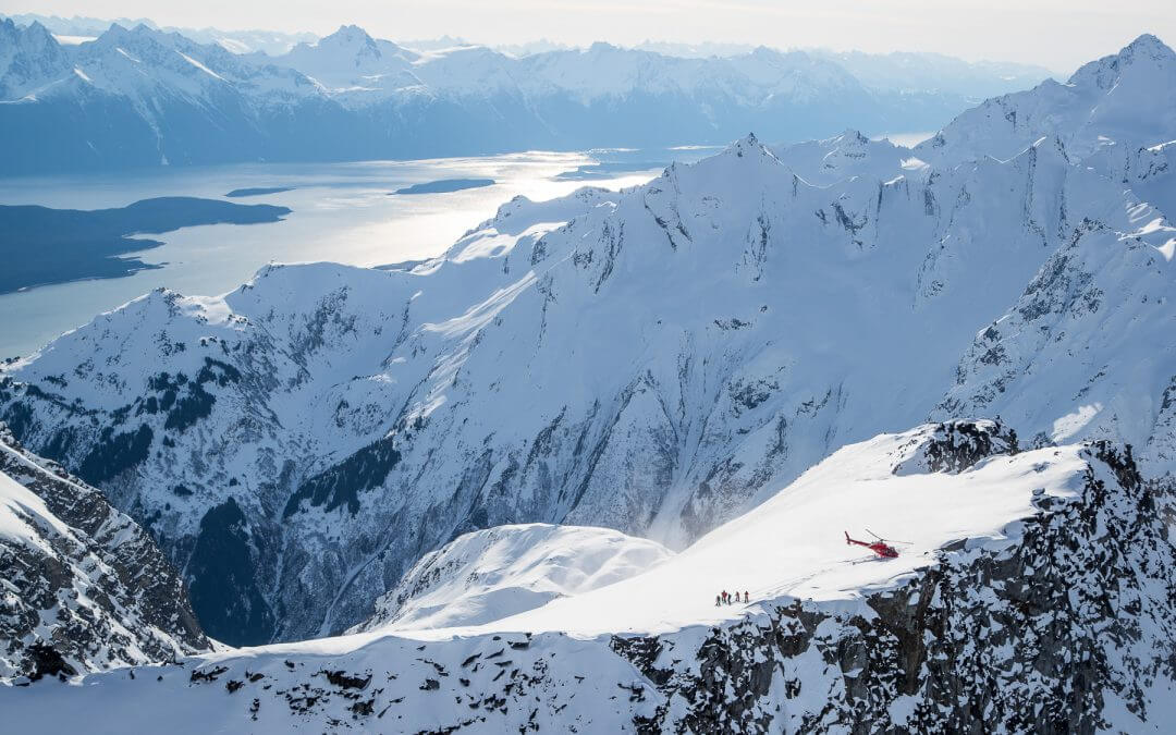 Heliskiing in Haines, Alaska – where shit got wild!