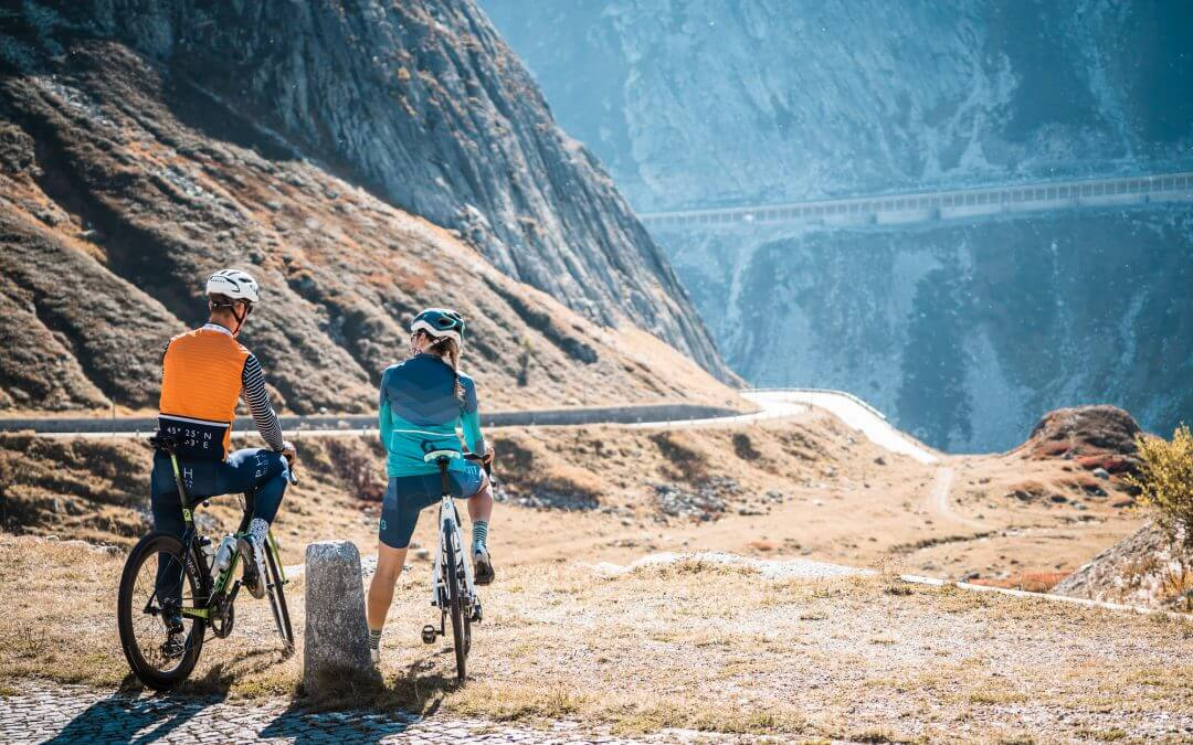 Gotthard, Lukmanier and Oberalp – by road bike through spectacular landscapes in the Swiss Alps