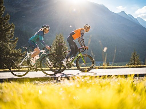 Andermatt – 3 passes with the Roadbike story
