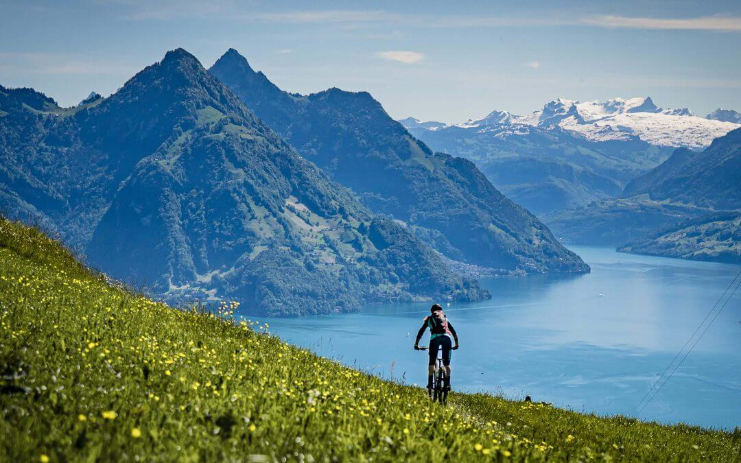 The Seewligrat loop – a scenic tour on Buergenstock high above Lake Lucerne